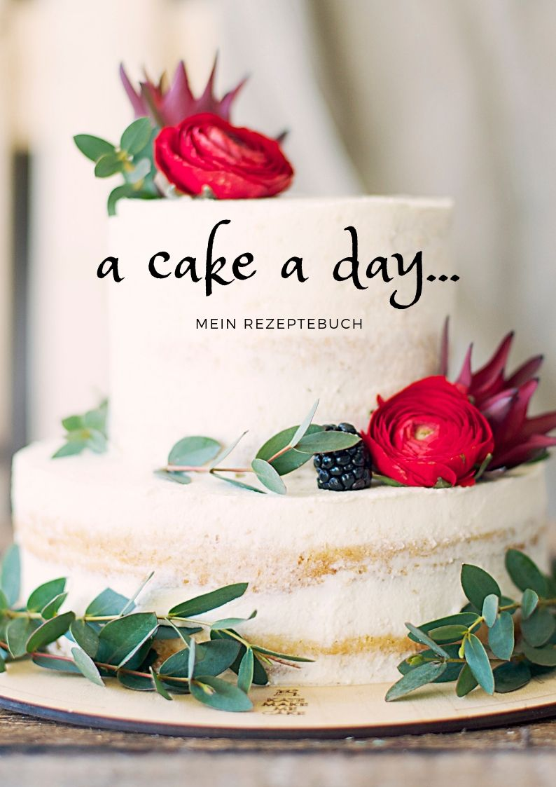 A Cake a Day . . .